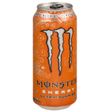 Monster Energy Ultra Sunrise plech 0,5l - mini karton - balení 12 ks