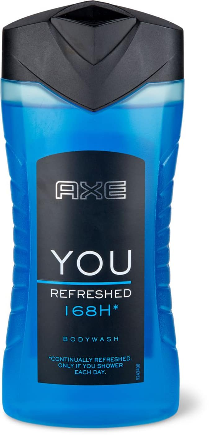 Axe You Refreshed 168h sprchový gel 250 ml