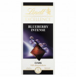 Lindt Excellence Blueberry Intense 100g EXP 08/19