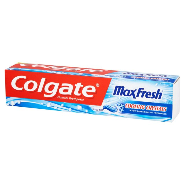 Colgate Max Fresh Cooling Crystals 125 ml