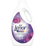 Lenor Amethyst & Floral Bouquet Color 2v1 prací gel 2,2 l 40 praní