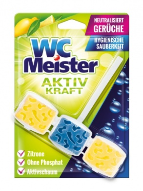 WC Meister Lemon závěs do toalety 45 g