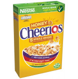 Nestle Cheerios Honey 375g