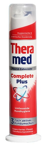 Theramed Complete plus zubní pasta 100 ml