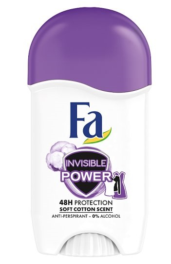 Fa Invisible Power Soft Cotton Deostick 50 ml