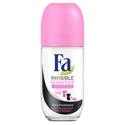 Fa Invisible Sensitive Pure Freshness roll-on 50 ml