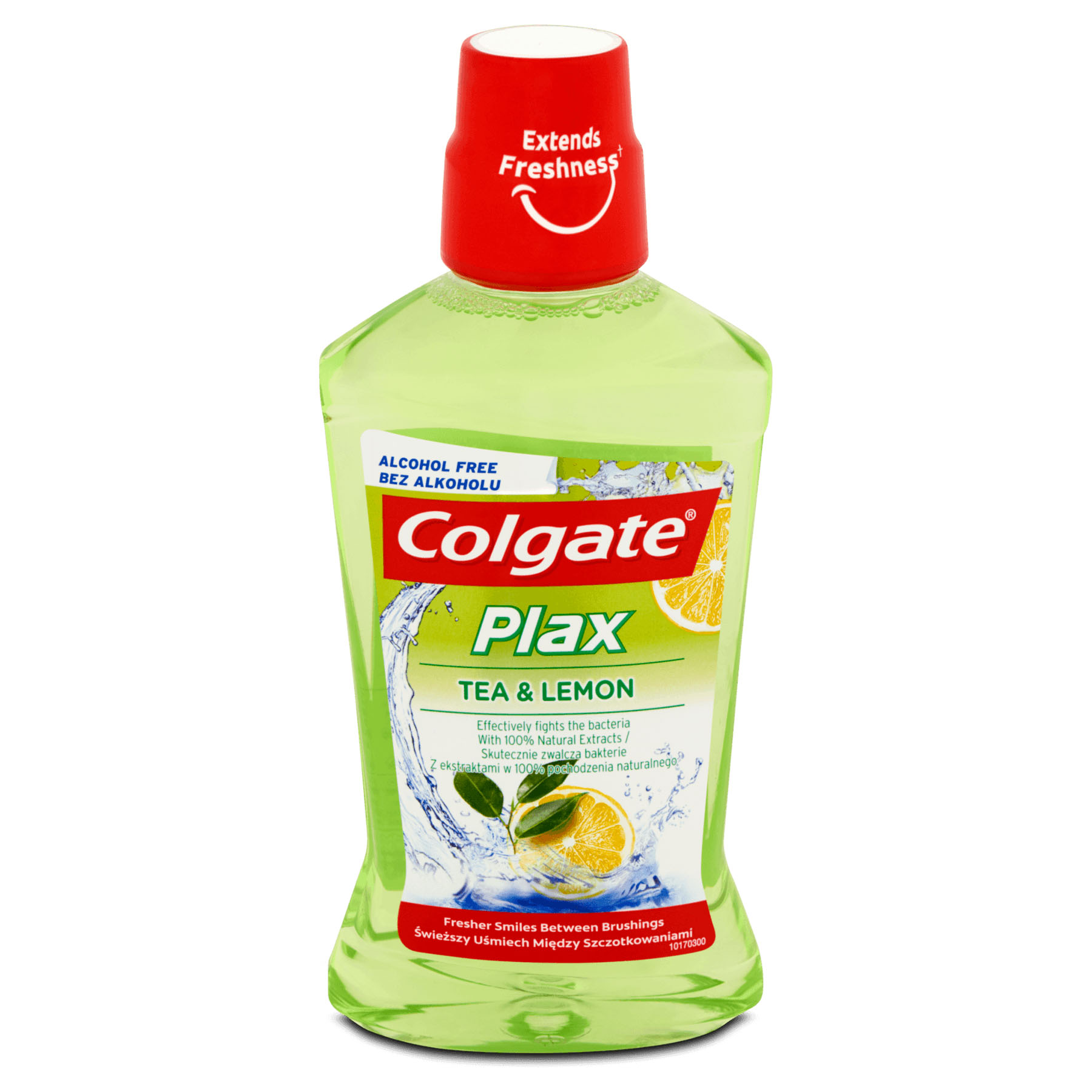 Colgate Plax Plax Tea & Lemon ústní voda 500 ml