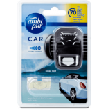 Ambi Pur Car Fresh Escapes Aqua strojek + náplň 7 ml