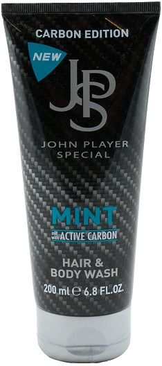 John Player Special Carbon Edition Mint sprchový gel 200 ml