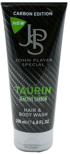 John Player Special Carbon Edition Taurin sprchový gel 200 ml
