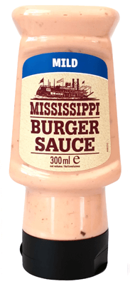 Mississippi Burger Mild sauce 300 ml