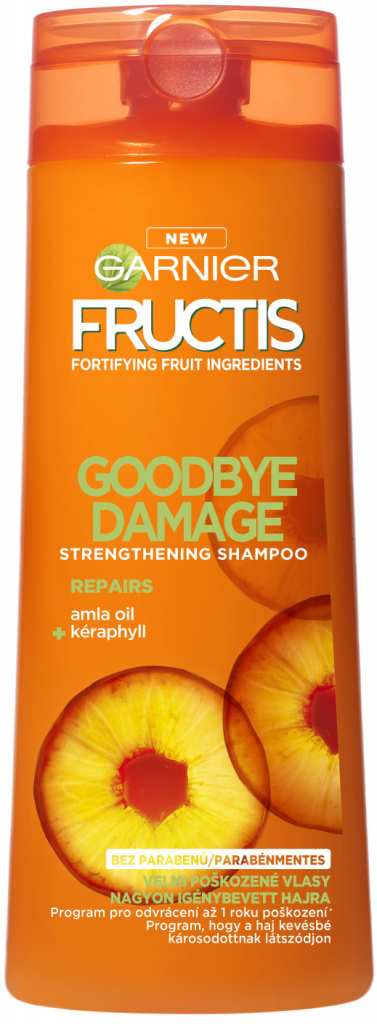 Garnier Fructis GoodBye Damage posilující šampon 400 ml