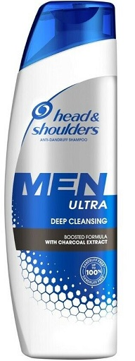 Head & Shoulders Men Ultra Deep Cleansing šampon 270 ml