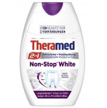 Theramed Non-Stop White 2v1 zubní pasta 75 ml