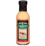 Cardinis Red Jalapeno Caesar dressing 350ml