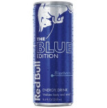 Red Bull Blue Edition Blueberry plech 0,25l - karton - balení 12ks