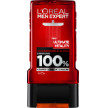 Loréal Men Expert Ultimate Vitality 3v1 sprchový gel 300 ml