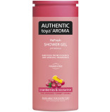 Authentic Toya Aroma Cranberries & Nectarine aromatický sprchový gel 400 ml