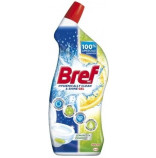 Bref WC Gel Hygienically Clean & Shine Lemonitta 700 ml
