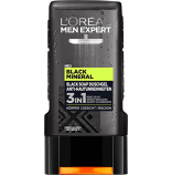 Loréal Men Expert Black Mineral 3v1 sprchový gel 300 ml