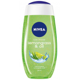 Nivea Lemongrass & Oil sprchový gel 250 ml