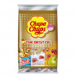 Chupa Chups The Best of Cola-Milky-Fruit lízátka 120ks (1440g)