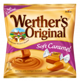 Werthers Original Soft Caramel bonbóny 180g