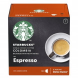 Starbucks Nescafé Dolce Gusto Espresso Single-Origin Colombia kapsle 12ks