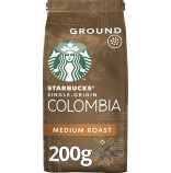 Starbucks Single-Origin Colombia mletá káva 200g