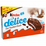 Kinder Delice 156g - 4ks exp. 21.12.19