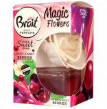 Brait Magic Flower dekorativí vůně Sweet Berries 75ml
