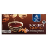 Captains Tea Rooibos Karamel 25 sáčků