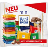 Ritter Sport mini bunter mix 250g - 7 druhů