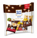 Ritter Sport mini Nuss mix XL balení 200g