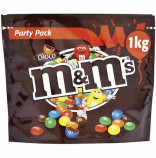 m&ms chocolate party pack 1kg