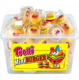 Trolli Mini Burgery 60ks (600g)