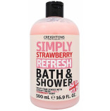 Creightons Strawberry Refresh sprchový gel 500ml