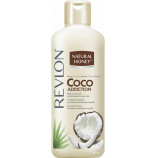 Revlon Natural Honey Coco Addiction sprchový gel 650ml