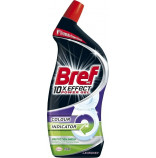 Bref 10x Effect Power Gel Protection Shield levandulový gelový WC čistič 700 ml