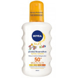 Nivea Sun Kids Protect & Sensitive Sun Spray SPF50+ 200 ml
