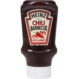 Heinz Chili Barbecue Spicy & Smokey omáčka 490g (400ml)