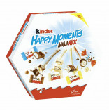 Kinder Happy Moments Mini Mix 162g