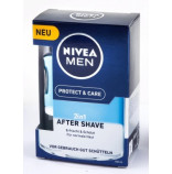 Nivea Men Protect & Care 2v1 voda po holení 100 ml
