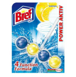 Bref Power Activ WC blok Lemon 50g