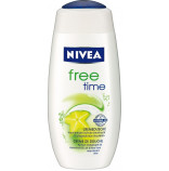 Nivea Free Time sprchový gel 250 ml