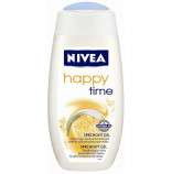 Nivea Happy Time sprchový gel 250 ml