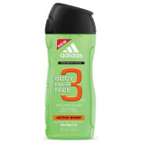 Adidas Active Start sprchový gel 3v1 250ml
