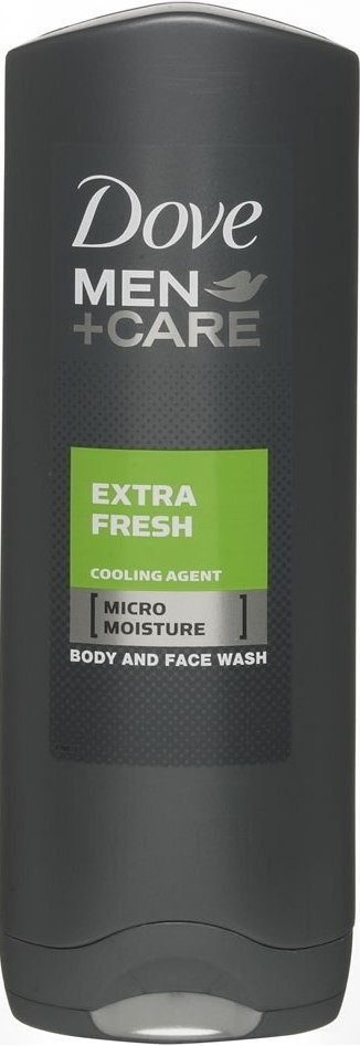Dove Men+ Care Extra Fresh sprchový gel 250 ml