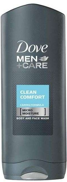 Dove Men+ Care Clean Comfort sprchový gel 250 ml