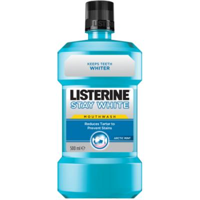 Listerine Stay White 500 ml